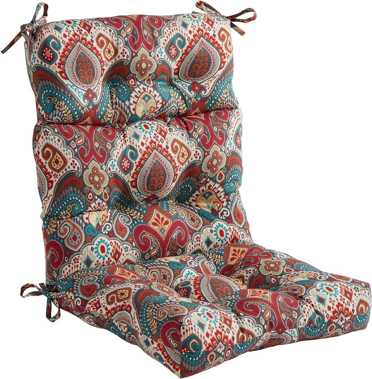 South Pine Porch Outdoor Asbury Park High Back Chair Cushion