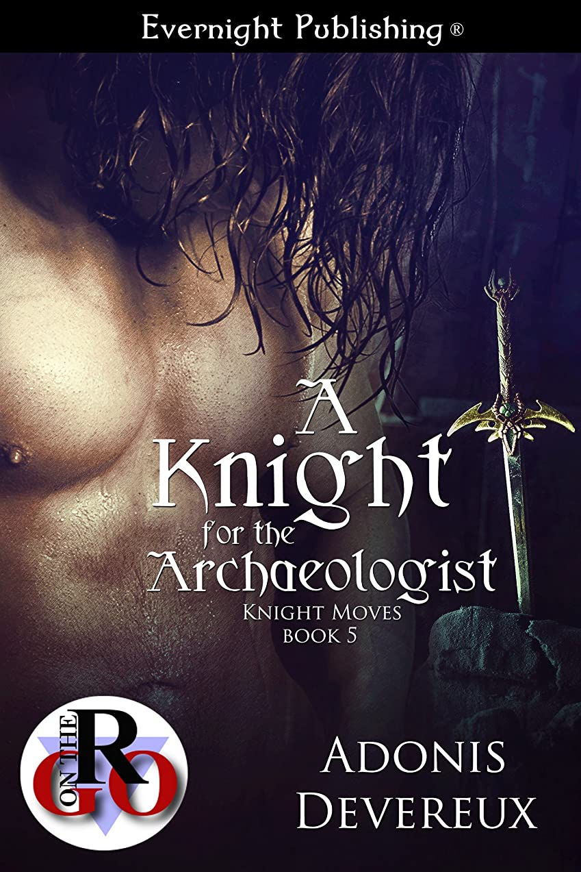 欠点現在不適A Knight for the Archaeologist (Knight Moves Book 5) (English Edition)