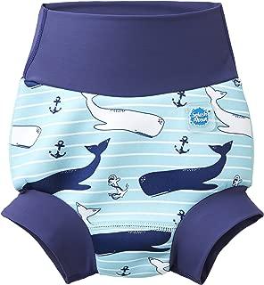 happy nappy swim diaper sizing
