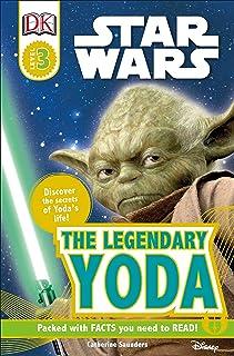 DK Readers L3: Star Wars: The Legendary Yoda: Discover the Secret of Yoda's Life! (DK Readers Level 3)