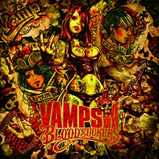 VAMPS LIVE 2015 BLOODSUCKERS(初回限定盤Goods付DVD)