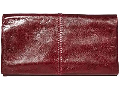 Hobo Keen (Deep Plum) Wallet Handbags