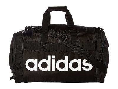 adidas Originals Originals Santiago Duffel (Black/White) Duffel Bags