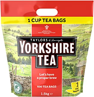 Yorkshire Tea Bags 600 stuks