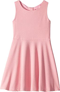 Textured Vivian Dress (Little Kids/Big Kids)