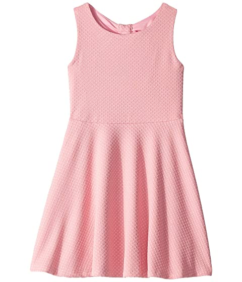 Kate Spade New York Kids Textured Vivian Dress (Little Kids/Big Kids)
