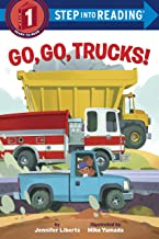 Go, Go, Trucks! (Step into Reading) PDF