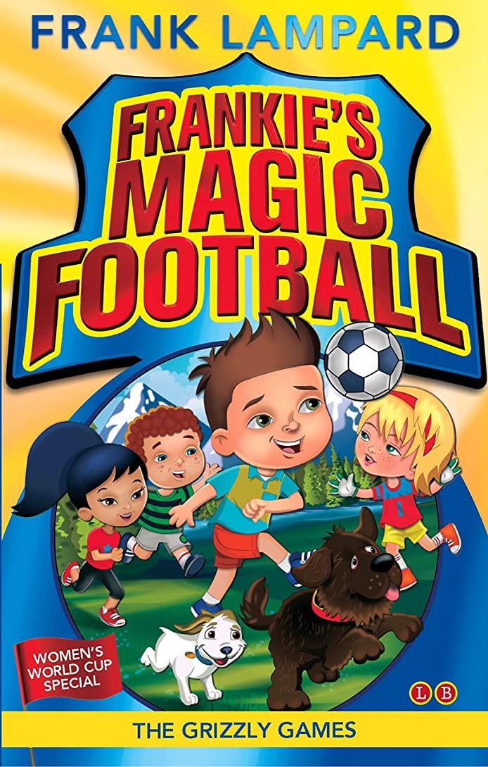 ランクおしゃれなちょうつがいThe Grizzly Games: Book 11 (Frankie's Magic Football) (English Edition)