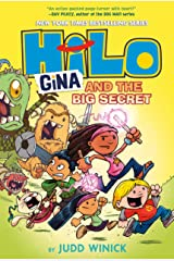 Hilo Book 8: Gina and the Big Secret Kindle Edition