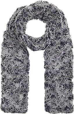 Long Silky Faux Fur Scarves