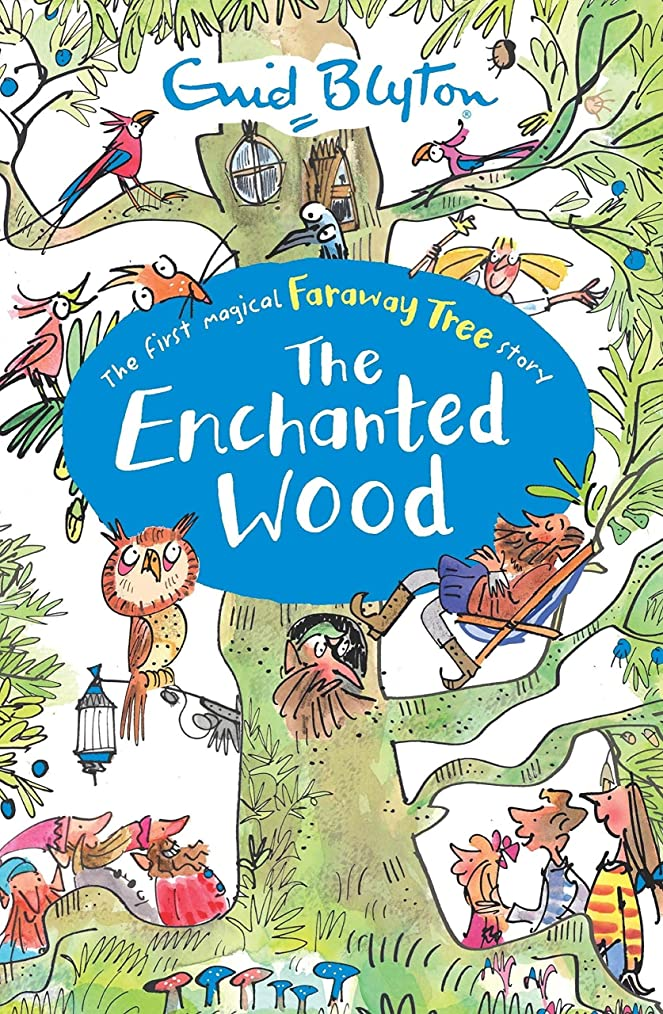 破産人事反発The Enchanted Wood: Book 1 (The Magic Faraway Tree) (English Edition)