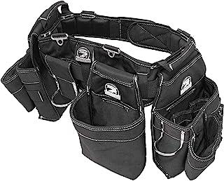 Gatorback B145 Carpenters Triple Combo w/Pro-Comfort Back Support Belt. Heavy Duty Work..