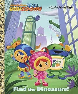 Find the Dinosaurs! (Little Golden Books)