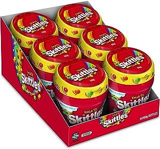 Skittles Fruits Bottle 100g, 6 x 600 g