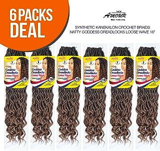 Best amour hair collection goddess dreadlocks Reviews
