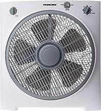 Nikai Electric Table Fan,Grey, NF755N1