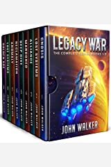 Legacy War: The Complete Series Books 1-9 (John Walker Box Sets) Kindle Edition