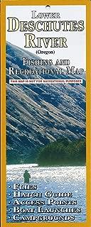 Best deschutes river fishing map Reviews