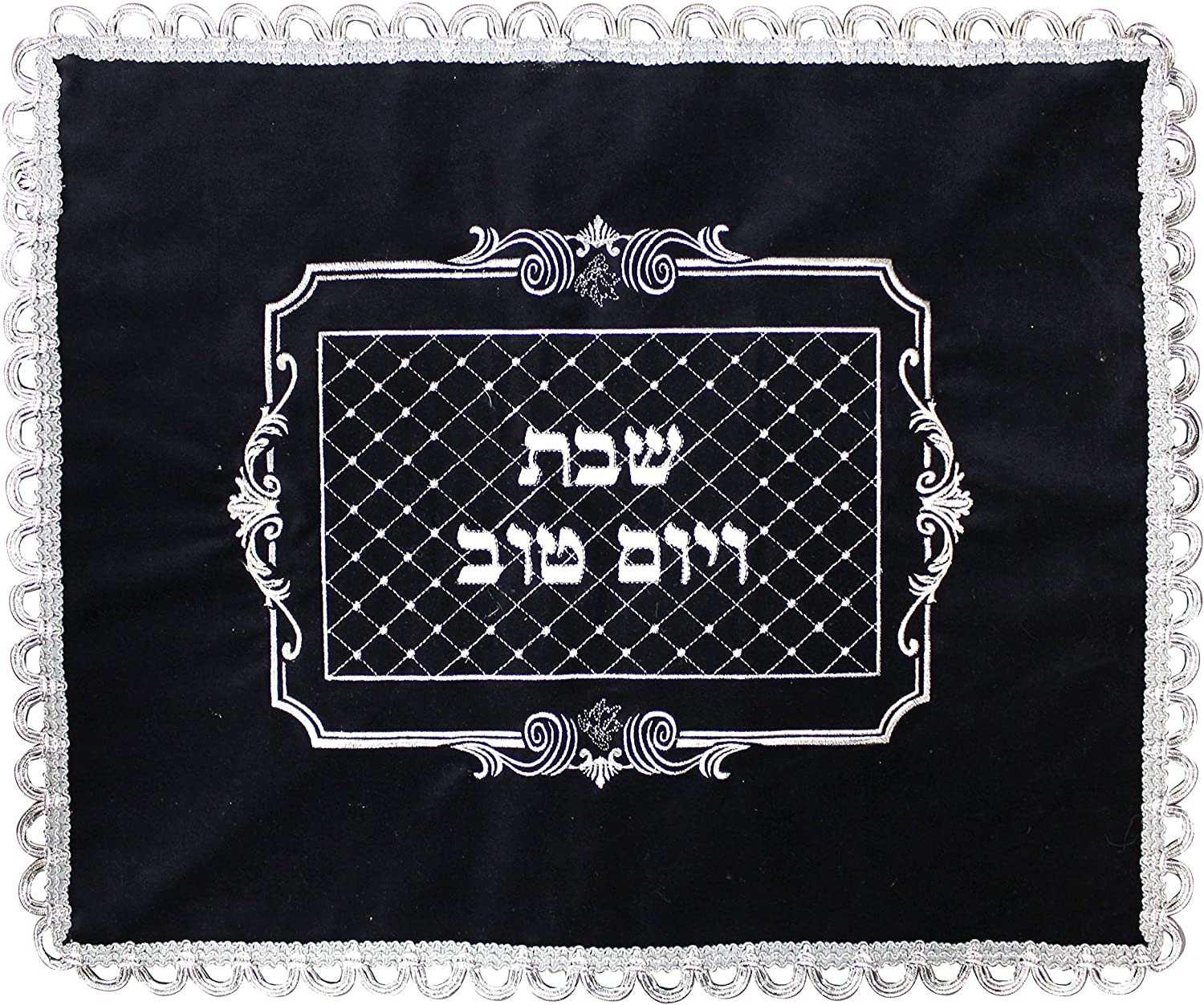 Majestic Giftware CCV120 Challah Cover 19-Inch 23 by unisex Velvet San Jose Mall