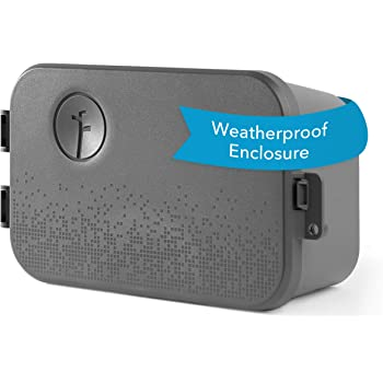 Rachio Smart Sprinkler Controller Weatherproof Outdoor Enclosure, Compatible With Rachio 3 Smart Controllers, Also 2nd Generation Compatible
