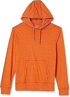 Amazon Essentials Men's Lightweight Jersey Pullover Hoodie