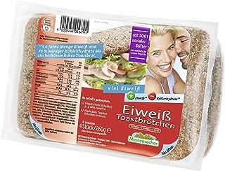 Mestemacher Protein Toast Bread, 260 gm