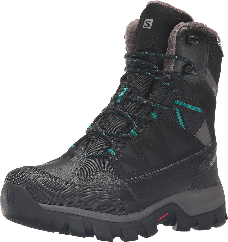 Salomon kvinnor Chalten T T T CSWP W -w Snow Boot  grossistpris och pålitlig kvalitet