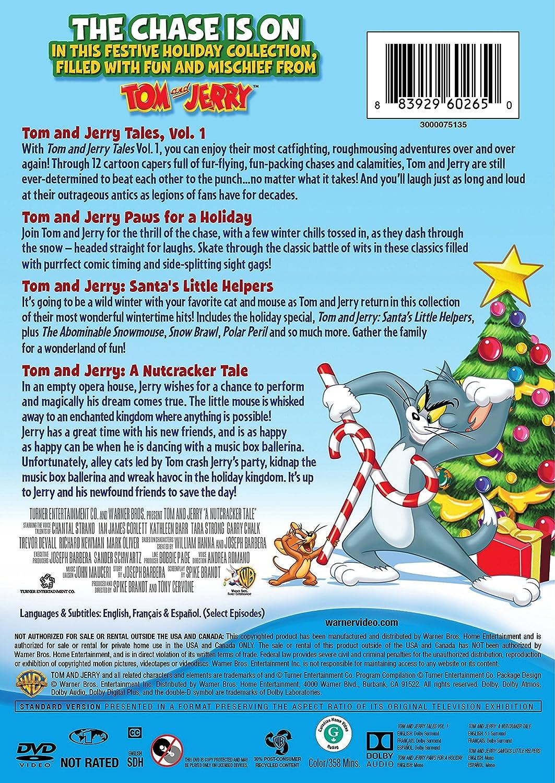 Buy Tom and Jerry Holiday 4 Kid Favorites Online in Vietnam. B0745N3RRL