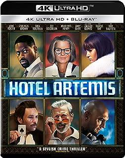 Hotel Artemis 4K UHD+BR [Blu-ray]
