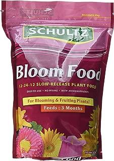 Schultz 018065 Spf48270 Slow-Release Bloom Fertilizer 3.5 Lbs,