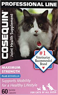 Cosequin Capsules and Cat Bone & Joint Health Supplement for Sprinkle