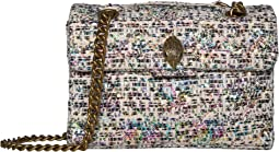 Tweed Kensington Crossbody Bag