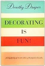 Decorating is fun!