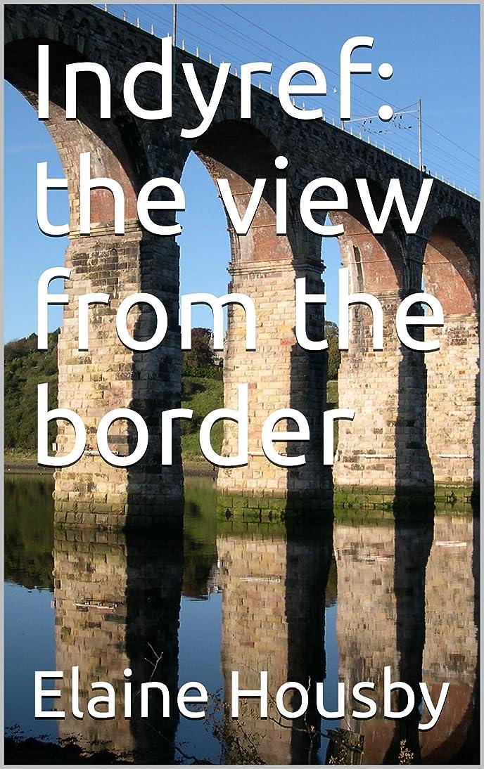 横に後者ケイ素Indyref: the view from the border (English Edition)