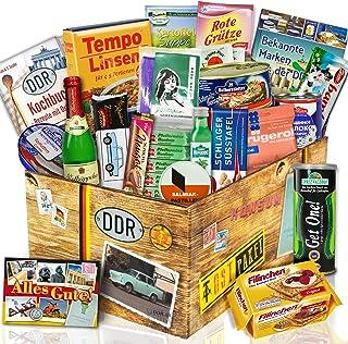 Ostprodukte-Versand.de Ostpaket DDR SPEZIALITÄTEN BOX XXL / Geschenke Geburtstag für Frauen