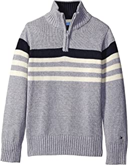 Peter 1/2 Zip Sweater (Toddler/Little Kids)