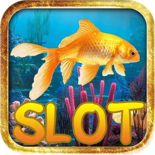Goldfish Slot Machine Deluxe - Max Bet Mega Win Free Las Vegas Casino Slot Poker Progressive Jackpot Bonus Poker Machine Game