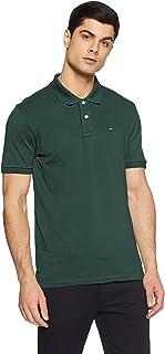 Arrow Sport Men's Plain Regular Fit Polo
