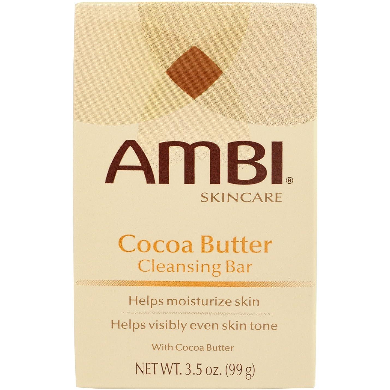 形状郵便屋さん神社Ambi Fade Soap Cocoa Butter 105 ml (並行輸入品)