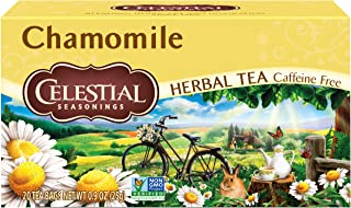 Celestial Seasonings Herbal Tea, Chamomile, 20 Count