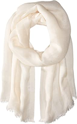 Love Quotes - Linen Eyelash Scarf