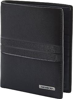 Spectrolite SLG - Wallet for 14 Creditcards, 2 Compartments Porta carte di credito, 13 cm, 0 liters, Nero (Black/Night Blue)