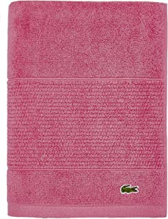 Lacoste Legend Towel, 100% Supima Cotton Loops, 650 GSM, 30