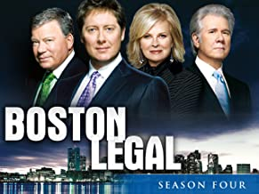 Boston Legal Season 4