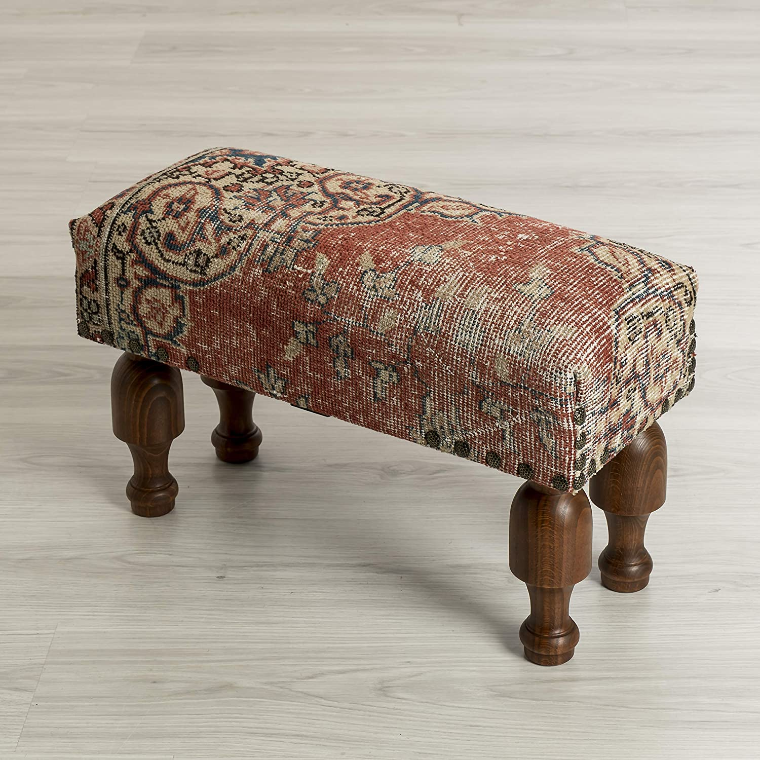 Washington Mall Footstool - Ottoman Limited Special Price Pouf