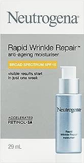 Neutrogena Rapid Wrinkle Repair Anti-ageing Moisturizer SPF15 29mL