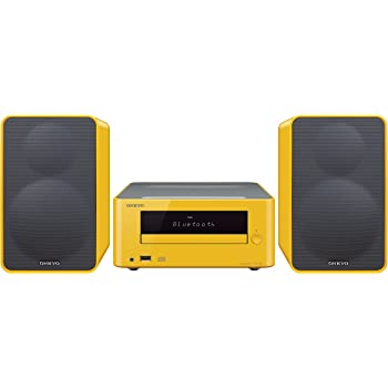 Onkyo CS-265 (Y) - Sistema mini (Bluetooth, NFC, USB frontal ...