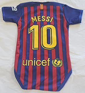 New! Infant Toddler MESSI Generic Jersey Size L (9-14 Months)