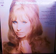 Barbra Streisand Greatest Hits Original Columbia Records Stereo release PC 9968 1970's Pop Female Vocal Vinyl (1970)