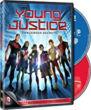 Young Justice: Dangerous Secrets (DVD)